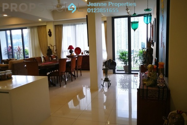 For Sale Condominium at Verdana, Dutamas Freehold Fully Furnished 4R/5B 1.9m