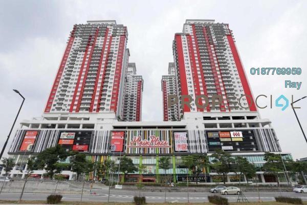 For Sale Condominium at Main Place Residence, UEP Subang Jaya Freehold Fully Furnished 3R/2B 520k