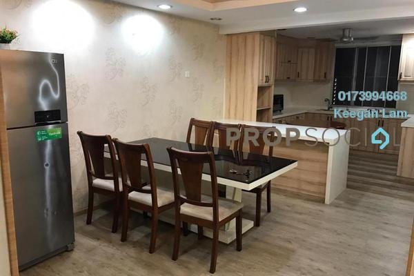 For Sale Condominium at Ampang Boulevard, Ampang Freehold Fully Furnished 3R/3B 616k