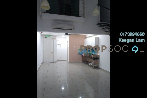 For Rent Duplex at The Scott Soho, Old Klang Road Freehold Fully Furnished 1R/2B 1.6k