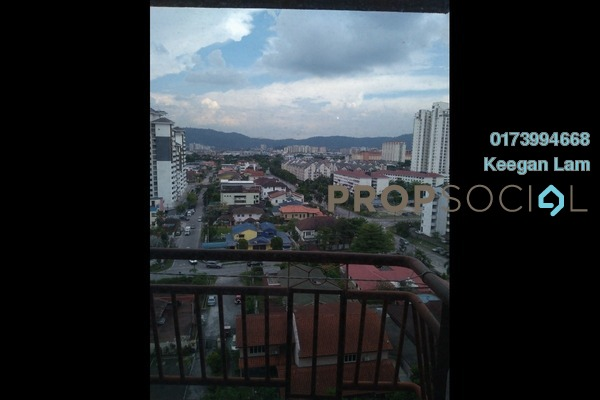 For Rent Condominium at Ampang Boulevard, Ampang Freehold Semi Furnished 3R/2B 1.6k