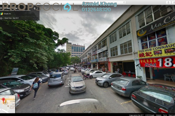 For Sale Shop at Taman Connaught, Cheras Freehold Semi Furnished 0R/6B 5.9m