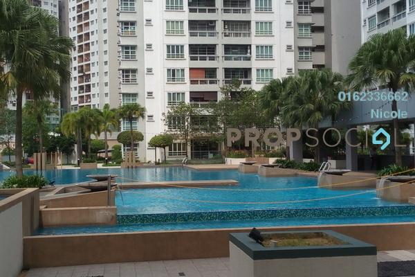 For Rent Condominium at Sterling, Kelana Jaya Freehold Unfurnished 4R/2B 1.9k