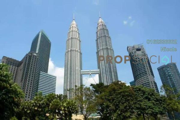 For Rent Condominium at Cyperus Serviced Residence @ Tropicana Gardens, Kota Damansara Freehold Semi Furnished 1R/1B 2k