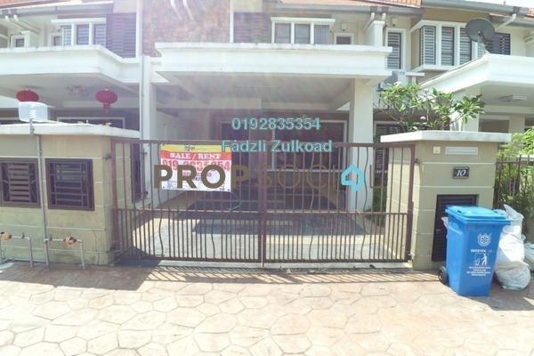 For Sale Terrace at Canting, Alam Impian Freehold Unfurnished 5R/4B 790k