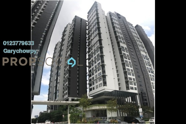 For Sale Serviced Residence at Paloma Serviced Residences, Subang Jaya Freehold Semi Furnished 3R/2B 504k
