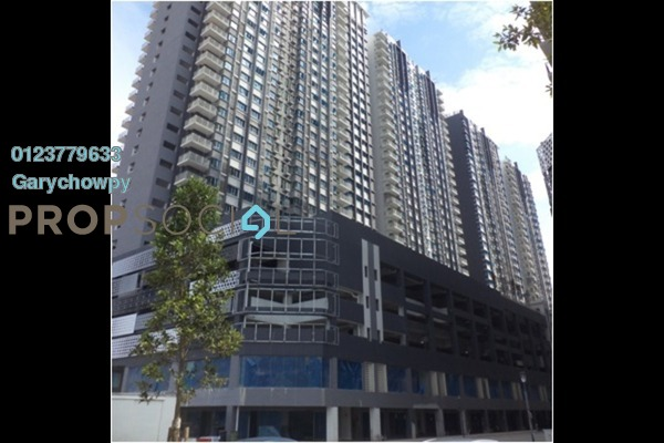 For Sale Condominium at Savanna Executive Suites, Southville City Freehold Semi Furnished 3R/2B 276k