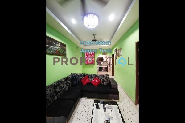 For Sale Terrace at Taman Palm Grove, Klang Freehold Semi Furnished 4R/2B 485k