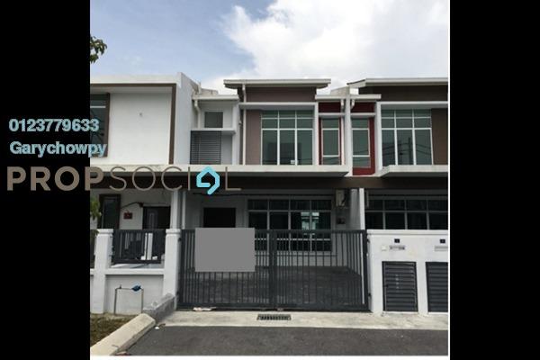 For Sale Terrace at Bandar Puncak Alam, Kuala Selangor Freehold Semi Furnished 4R/3B 381k