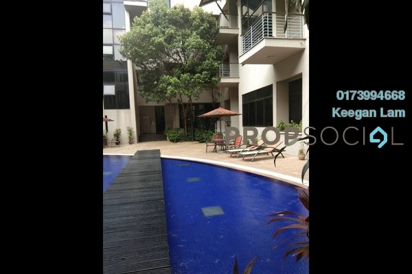 For Sale Townhouse at 78 LAD, Ampang Hilir Freehold Semi Furnished 4R/6B 2.6m