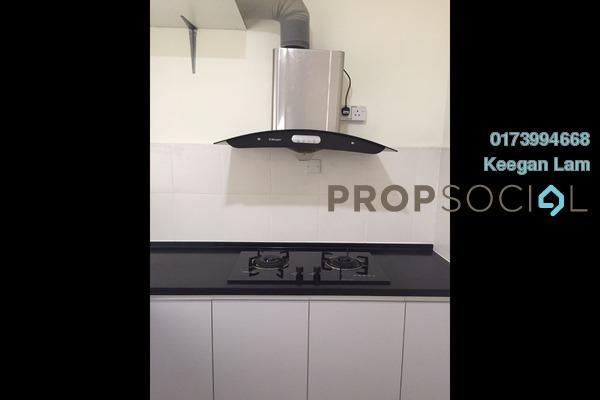 For Rent Condominium at Sri Ampang, Ampang Freehold Semi Furnished 3R/2B 1.65k