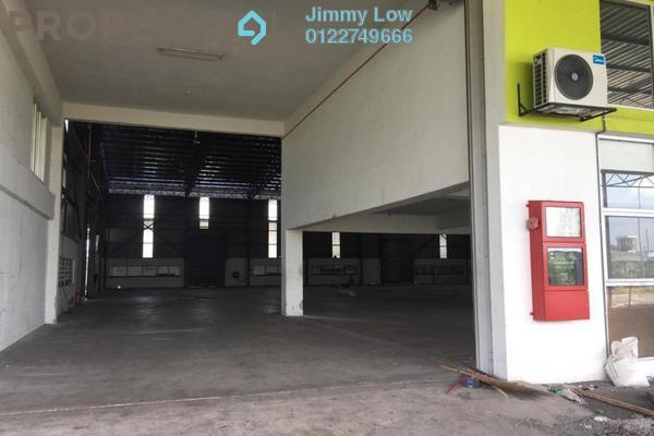 For Sale Factory at Kampung Batu 9 Kebun Baru, Telok Panglima Garang Freehold Unfurnished 0R/0B 10m
