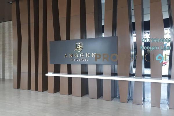 For Rent Condominium at Anggun Residences, Dang Wangi Freehold Fully Furnished 2R/2B 4k
