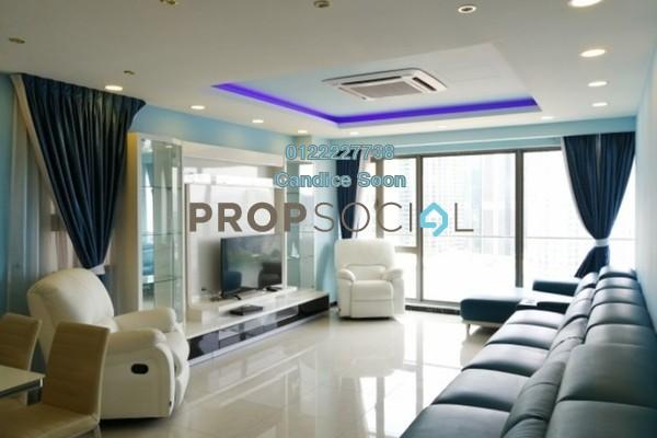 For Rent Serviced Residence at Bintang Fairlane Residences, Bukit Bintang Freehold Fully Furnished 2R/2B 5k