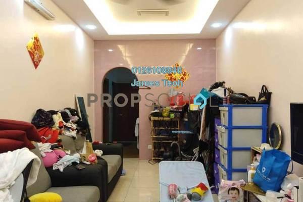 For Sale Terrace at Nafiri, Bandar Bukit Raja Freehold Semi Furnished 3R/2B 430k