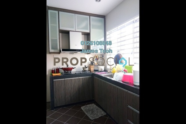 For Sale Terrace at Bandar Putera 2, Klang Freehold Semi Furnished 4R/2B 385k