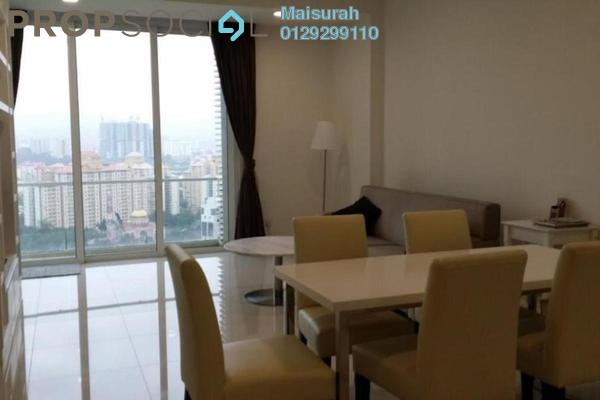 For Rent Serviced Residence at Camellia, Bangsar South Freehold Fully Furnished 1R/1B 2.1k