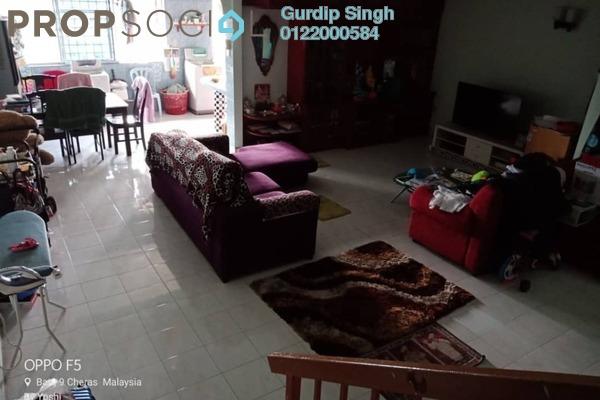 For Sale Duplex at Cheras Perdana Ria, Cheras Freehold Semi Furnished 3R/2B 435k