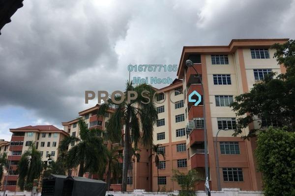 For Sale Apartment at Villa Bestari, Skudai Freehold Unfurnished 3R/2B 310k