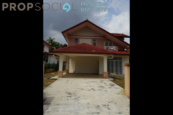 For Sale Bungalow at Perdana Heights, Shah Alam Leasehold Unfurnished 5R/2B 1.65m