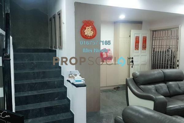 For Sale Terrace at Taman Sri Pulai Perdana 1, Pulai Freehold Semi Furnished 4R/3B 548k