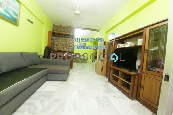 For Sale Condominium at Pandan Puteri, Pandan Indah Leasehold Semi Furnished 3R/2B 465k