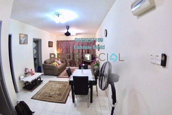 For Sale Apartment at One Selayang, Selayang Leasehold Unfurnished 3R/2B 200k