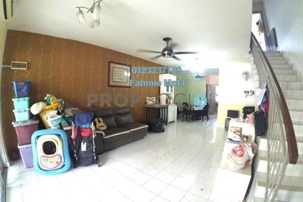 For Sale Terrace at Taman Selayang Mulia, Selayang Leasehold Semi Furnished 3R/3B 470k