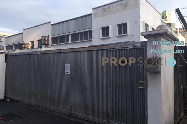 For Rent Factory at Taman Shamelin Perkasa, Cheras Freehold Unfurnished 0R/0B 24k