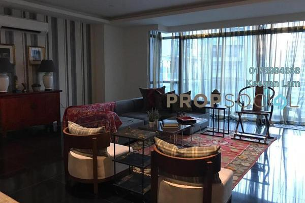 For Rent Condominium at Stonor Park, KLCC Freehold Fully Furnished 3R/3B 12k