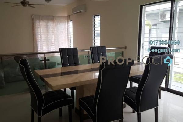 For Rent Semi-Detached at Saujana Palma Residences , Kajang Freehold Semi Furnished 5R/5B 2.3k