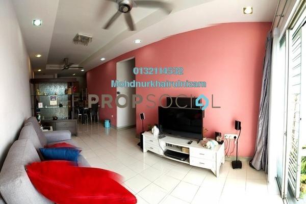For Sale Condominium at Park Avenue, Damansara Damai Freehold Unfurnished 3R/2B 325k