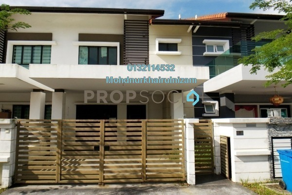 For Sale Terrace at Pentas, Alam Impian Freehold Unfurnished 4R/5B 905k