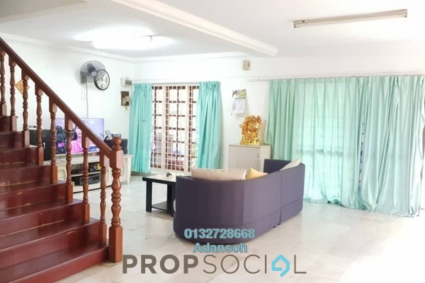For Sale Terrace at Taman Kepong, Kepong Freehold Semi Furnished 4R/3B 920k