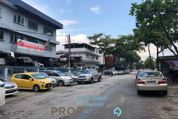 For Sale Factory at Taman Kepong, Kepong Freehold Unfurnished 0R/0B 9m