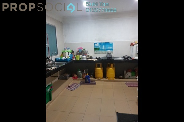 For Sale Terrace at Taman Mastiara, Jalan Ipoh Freehold Semi Furnished 4R/3B 785k