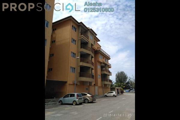 For Sale Apartment at Gold Coast Morib Resort, Banting Freehold Unfurnished 0R/0B 173k