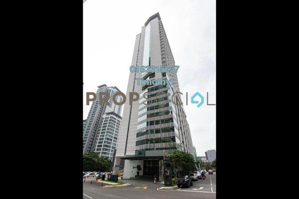 For Rent Condominium at One @ Bukit Ceylon, Bukit Ceylon Freehold Fully Furnished 0R/1B 2.5k