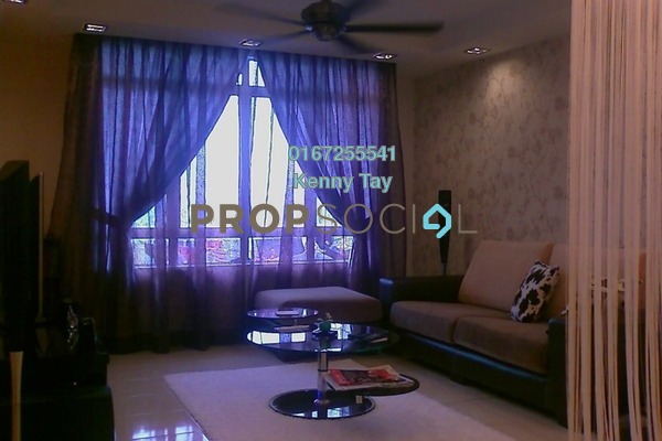 For Sale Condominium at Casa Prima, Kepong Freehold Fully Furnished 3R/2B 428k