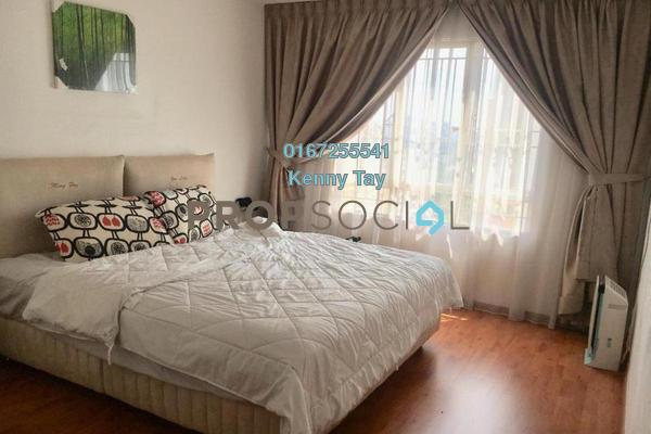 For Sale Condominium at Plaza Metro Prima, Kepong Freehold Semi Furnished 3R/2B 400k