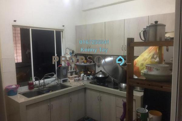 For Sale Condominium at Fortune Avenue, Kepong Freehold Semi Furnished 3R/2B 470k
