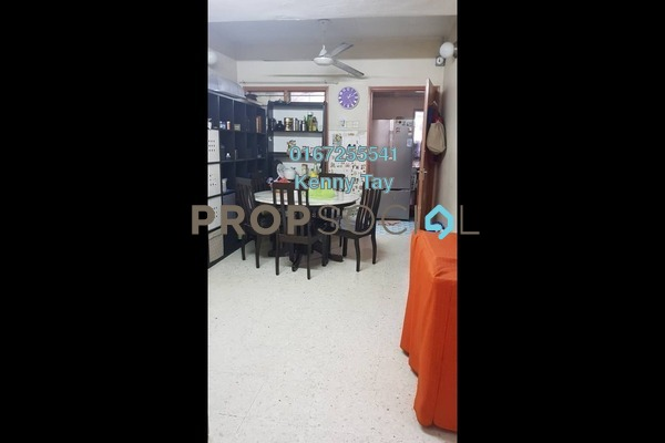 For Sale Terrace at SD3, Bandar Sri Damansara Freehold Semi Furnished 3R/2B 595k