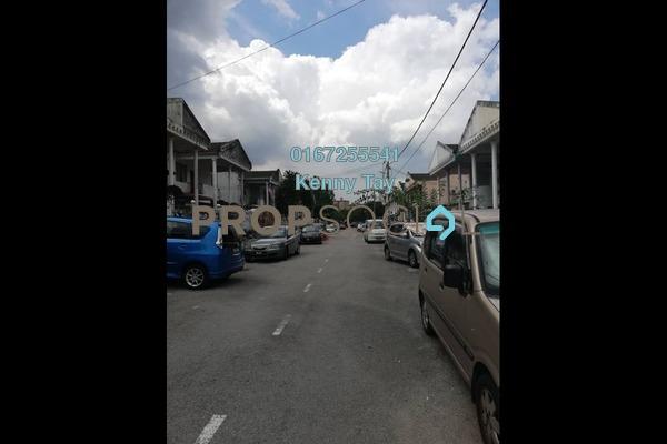 For Sale Terrace at Taman Bukit Desa, Kepong Freehold Semi Furnished 3R/2B 515k