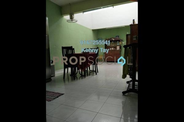 For Sale Terrace at Taman Desa Jaya, Kepong Freehold Semi Furnished 3R/2B 455k