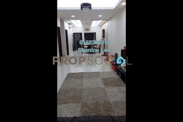 For Sale Terrace at Puteri 10, Bandar Puteri Puchong Freehold Semi Furnished 4R/3B 980k