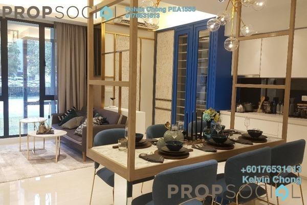 For Sale Condominium at Sentral Suites, KL Sentral Leasehold Semi Furnished 1R/1B 790k