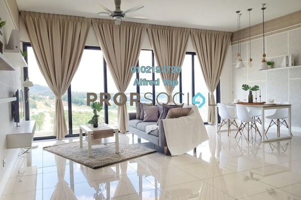 For Rent Condominium at CloudTree, Bandar Damai Perdana Freehold Fully Furnished 3R/2B 2.8k