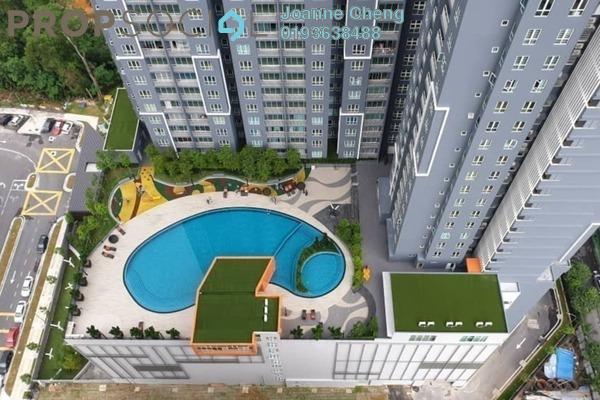 For Rent Apartment at Residensi Razakmas, Bandar Tun Razak Freehold Unfurnished 3R/2B 1.1k