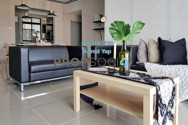 For Rent Condominium at Tamara, Putrajaya Freehold Fully Furnished 3R/2B 2.6k