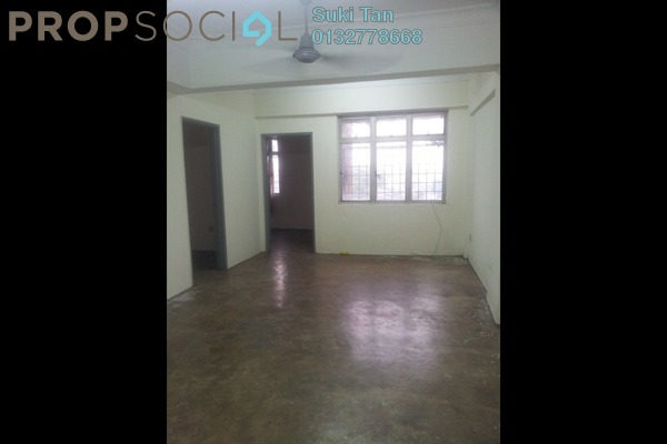 For Rent Apartment at Greenview Apartment, Kepong Freehold Semi Furnished 2R/2B 750translationmissing:en.pricing.unit